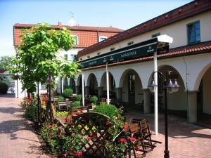 3 hvězdičkový hotel Hanacky Dvur Olomouc Česko