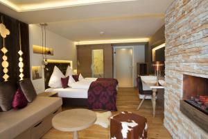 Luxury Double Room - Alpentraum