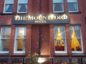 The Mountford Hotel, Hotel  Liverpool - big - 34
