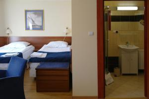 Apartamenty Pod Lwem, Гостевые дома  Свидница - big - 18