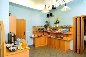 Hotel Rajsky, Szállodák  Český Krumlov - big - 27