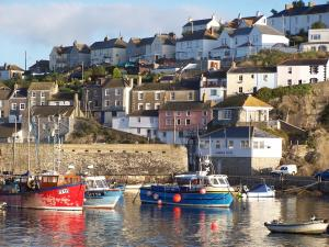 Wild Air Guest House, Bed & Breakfasts  Mevagissey - big - 25