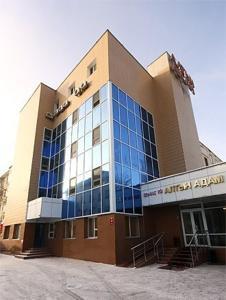 Гостиница Алтын Адам