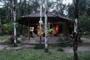 Casa de Cambury, Проживание в семье  Камбури - big - 1