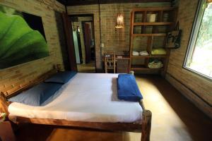 Casa de Cambury, Privatzimmer  Camburi - big - 2