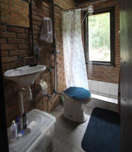 Casa de Cambury, Privatzimmer  Camburi - big - 3