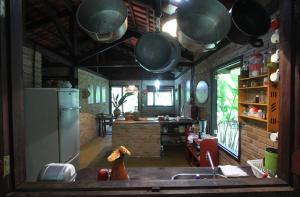 Casa de Cambury, Проживание в семье  Камбури - big - 10