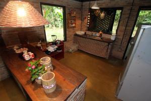 Casa de Cambury, Проживание в семье  Камбури - big - 11