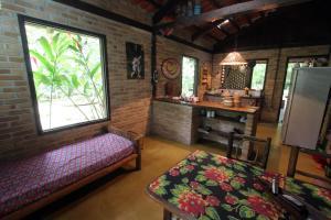Casa de Cambury, Privatzimmer  Camburi - big - 12