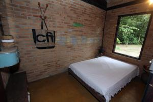 Casa de Cambury, Privatzimmer  Camburi - big - 5
