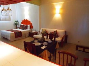 Quinta Carrizalillo, Apartmány  Puerto Escondido - big - 16