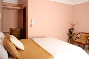 Apart Hotel Hamilton, Apartmánové hotely  Manta - big - 8