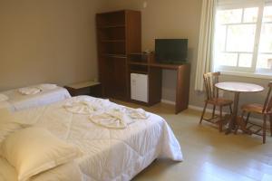 Hotel Colina Premium, Отели  Грамаду - big - 9