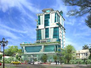SP Grand Days, Hotels  Trivandrum - big - 8