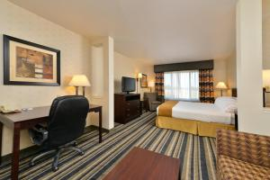 Holiday Inn Express Elk Grove Central-Sacramento, Hotels  Elk Grove - big - 3