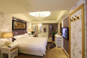 Milan Garden Hotel Hangzhou, Hotely  Chang-čou - big - 24