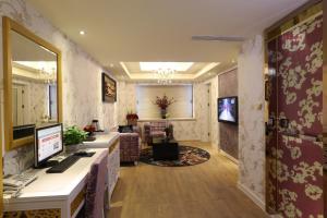 Milan Garden Hotel Hangzhou, Hotely  Chang-čou - big - 48