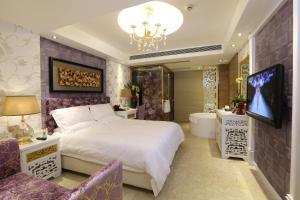 Milan Garden Hotel Hangzhou, Hotely  Chang-čou - big - 36