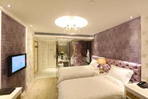 Milan Garden Hotel Hangzhou, Hotely  Chang-čou - big - 28