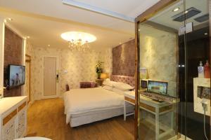 Milan Garden Hotel Hangzhou, Hotely  Chang-čou - big - 38