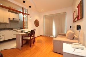 Promenade Champagnat, Hotely  Belo Horizonte - big - 27