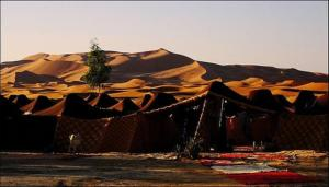 Trans Sahara, Inns  Merzouga - big - 8