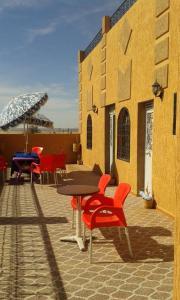 Trans Sahara, Inns  Merzouga - big - 26