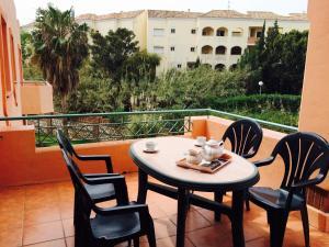 Marbella Beach Resort at Club Playa Real, Apartmanok  Marbella - big - 53