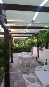 Aquamarine Residence, Apartmanhotelek  Davoli - big - 19