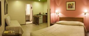 Hotel Bristol, Hotels  Asuncion - big - 19