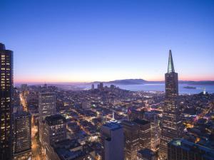 Junior Suite with Golden Gate Bridge View