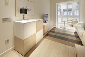 Easo Suite 2C Apartment by FeelFree Rentals, Ferienwohnungen  San Sebastián - big - 11