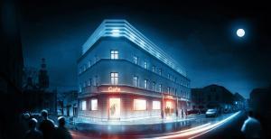 Hotel Opera, Отели  Тарновске-Гуры - big - 25