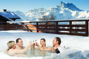 Hôtel Du Golf and Spa, Hotely  Villars-sur-Ollon - big - 27