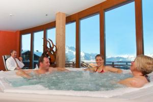 Hôtel Du Golf and Spa, Hotely  Villars-sur-Ollon - big - 28