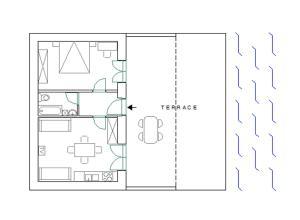 Apartments Tudić, Апартаменты  Бродарица - big - 39