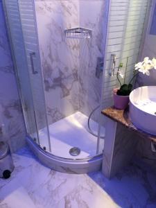 Vergos Hotel, Апарт-отели  Вурвуру - big - 87
