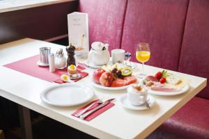 Am Bismarck, Hotely  Mannheim - big - 21