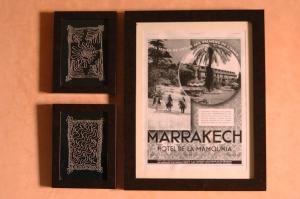Les Suites de Marrakech - 2, Apartmány  Marakéš - big - 47