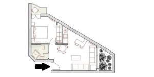 Les Suites de Marrakech - 2, Apartmány  Marakéš - big - 10