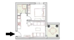 Les Suites de Marrakech - 2, Apartmány  Marakéš - big - 9