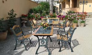 B&B Zahir, Bed and breakfasts  Castro di Lecce - big - 47
