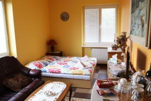 Villa Anastazis - Penzion Eden, Guest houses  Karlovy Vary - big - 65