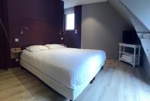 Hôtel Restaurant Le Troubadour, Hotely  Rocamadour - big - 41