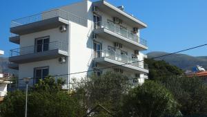 Rondos Hotel, Hotels  Himare - big - 34