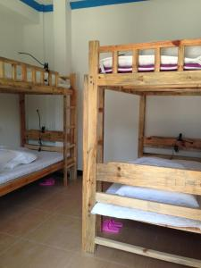 Train Seven Youth Hostel, Hostels  Jinghong - big - 9