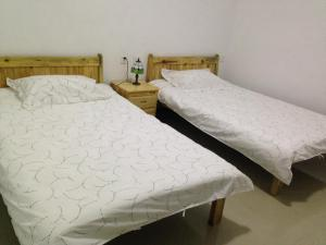 Train Seven Youth Hostel, Hostels  Jinghong - big - 14