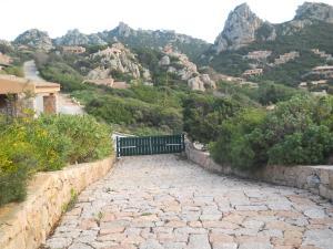 Villa Dei Graniti, Villas  Costa Paradiso - big - 3
