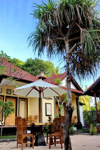 Surya Home Stay, Priváty  Nusa Lembongan - big - 31