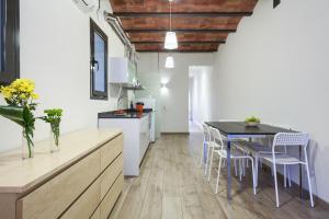 Fira Centric, Апартаменты  Барселона - big - 19